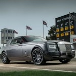 Rolls-Royce presents custom Phantom Coupe Chicane at Dubai