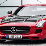 SLS AMG GT Final Edition: The ultimate super sports car