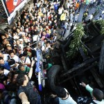 22 dead as bus plunges off highway