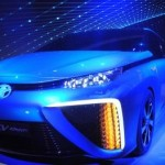 Toyota to launch 'car of future' in US in 2015