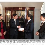ASEAN committee in Mexico City donates for typhoon Yolanda victims