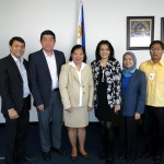 PLDT-US pays courtesy call to Consulate