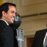 Obama honors champion Fil-Am Spoelstra and the Miami Heat at White House