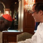 Aquino meets with Head of Pontifical Council in Malacañang