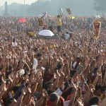 Barefoot hordes in spectacular Nazareno procession