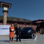 Bhutan to become green car showcase in deal with Nissan