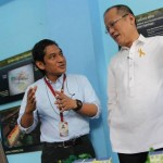 President Aquino assures urban poor of safe long-term housing solutions