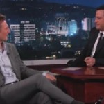 Jimmy Kimmel and Liam Neeson talk about the upcoming Manny Pacquiao documentary
