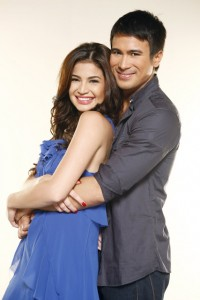 Anne Curtis and Sam Milby (MNS Photo)