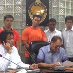 NBI presents Lee, Raz to media