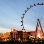 Biggest Ferris wheel in the world opens in Sin City