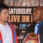 Pacquaio-Bradley rematch this Saturday