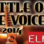 Battle of the Voices in Los Angeles May 9