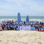Veteran patients learn to ride some waves this summer