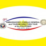 9th PHL tour with ambassadors, consuls all set and ready to go