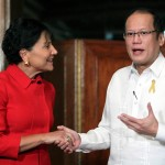 Arbitration peaceful way to solve sea row – Aquino