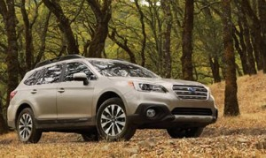 The 2015 Subaru Outback ® The Outback has always gotten you over rocks, down dusty trails, and across streams. But there's never been an Outback like this. Purposely designed, it starts with a sophisticated interior and the most advanced safety features. And with go-anywhere capability, it will get to all the places that have always been in your mind. The all-new 2015 Subaru Outback goes far beyond the ordinary SUV. (http://www.subaruofglendale.net/)