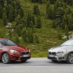 BMW rolls out new 2 Series Active Tourers