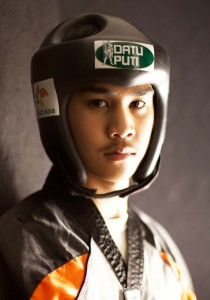 Khyll, who started training in karate when he was seven years old, holds the rare distinction of winning state, national and world championships in a single year for the last three years. Jorge has also been the reigning California state champion in the 12-14 year category in the last three years.