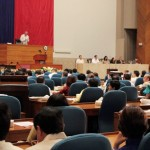 Gov't yet to respond to Reds' peace overture – Speaker