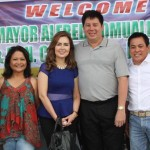 Tacloban City Mayor Alfred Romualdez rallies townmates to rebuild province