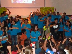 Vacation Bible School to Mexico: Close to a hundred children from three churches attended the annual Vacation Bible School spearheaded by the Education Ministry of the Cornerstone Christian Fellowship of Orange County, a Filipino-American church. The project will be brought to an ethnic hill tribe in Mexico by the teaching group of Sis. Gigi Martinez and Orange M. Andres and their crew this August.