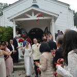 A scenic wedding in Mendocino for Lester Perkins and Jannelle So
