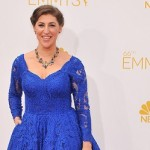 Oliver Tolentino dresses Big Bang Theory star Emmy nominee