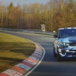 Land Rover sets SUV record at the Nürburgring