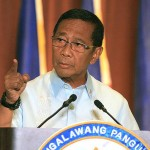 Jojo Binay- former activist turned billionaire