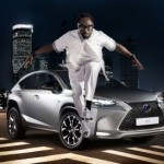 Lexus to present NX in Paris with will.i.am