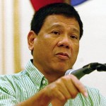 Duterte to Binay, Poe, Mar: Sa inyo na yan