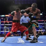 Gracious Donaire humbled by Walters via TKO to snatch title