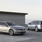 Volkswagen to feature new Passat and Golf Alltrack in Paris