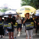 PHL lawmaker says sustaining HK protests a challenge