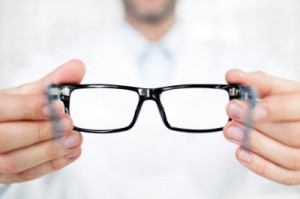 KAMRA Vision is one of a few corneal inlay devices that could make reading glasses a thing of the past. © baranq /shutterstock.com