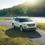 New lines and engine options for the Ford Explorer
