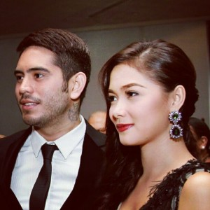 Gerald Anderson and Maja Salvador  (MNS photo)