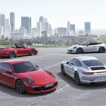 More power for the Porsche 911 Carrera GTS