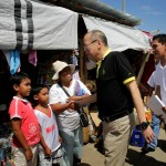 130,000 families still in makeshift tents in Tacloban