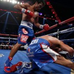 Pacquiao dominates Algieri to retain world title