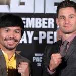 Freddie Roach: 'Pacquiao vs. Algieri is like Boston vs. New York'
