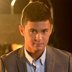 Can you guess Matteo Guidicelli's part-time job?