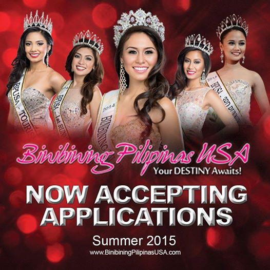 Fashion And Beauty Bb Pilipinas 2015 Candidates Sponsor: Binibining Pilipinas USA Seeks Licensees For U.S. Regional
