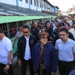 De Lima bids DOJ goodbye in founding anniversary speech