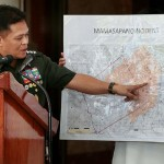 MILF formally turns over to govt firearms of slain SAF men