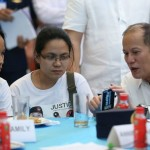 Aquino meets with families of PNP-SAF 44, checks status of assistance being given