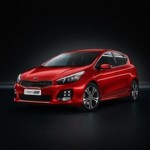 Kia's sporting ambitions for Geneva