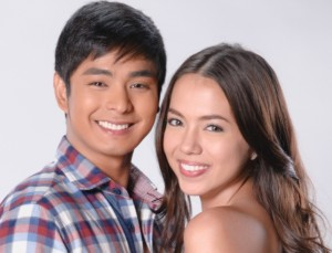Coco Martin and Julia Montes (MNS Photo)