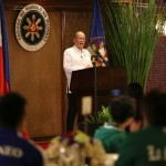 Aquino on zero love life: In 460 days, may laban na ako